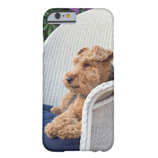 Welsh Terrier Barely There iPhone 6 Case