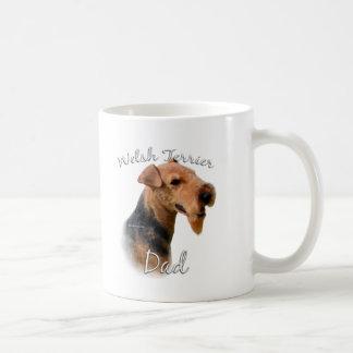 Welsh Terrier Dad 2 Coffee Mug