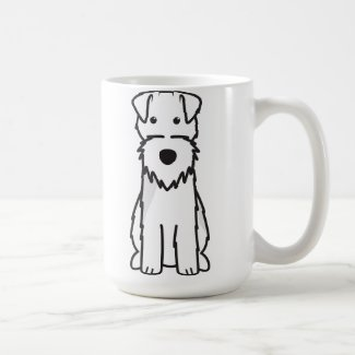 Welsh Terrier Dog Mug