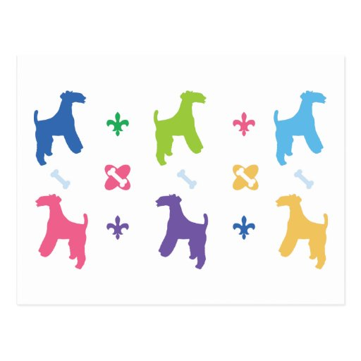 Welsh Terrier Postcards