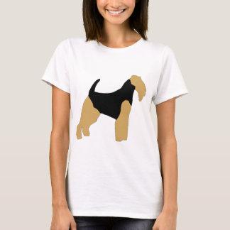 Welsh Terrier silo color.png T-Shirt