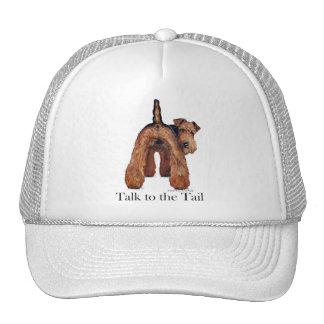 Welsh Terrier Tail Cap