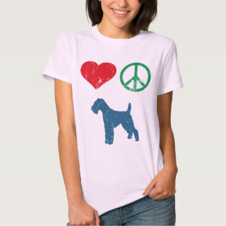 Welsh Terrier Tshirt