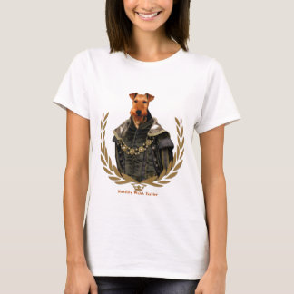 Welsh Terrier Tudor Duke Shirt