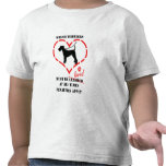 Welsh Terriers Must Be Loved T Shirts