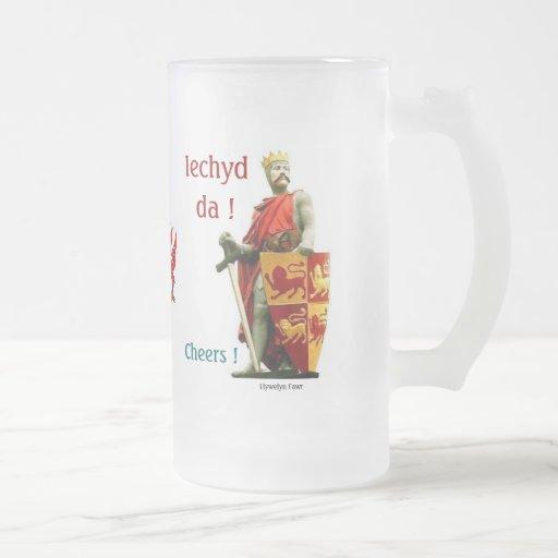 Welsh Toasting Mug