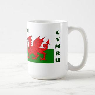 Welsh World Double Dragon Mug