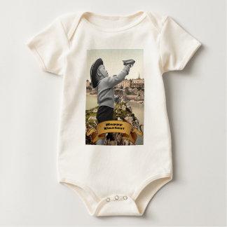 WelshEaster14.jpg Baby Bodysuit