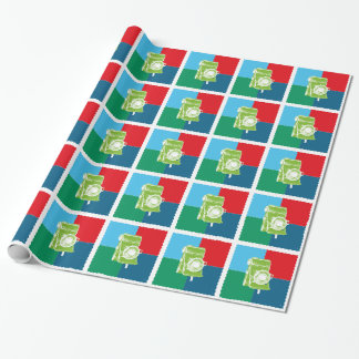 Welta Weltur camera Wrapping Paper