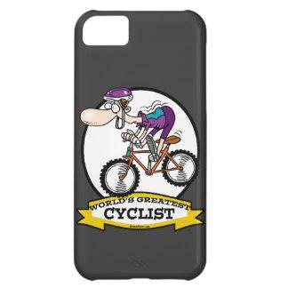 WELTBESTER RADFAHRER-MANN-CARTOON iPhone 5C CASE