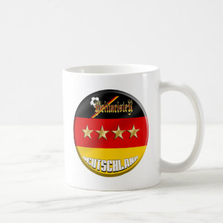 Weltmeister Deutschland Germany World Champions Coffee Mug