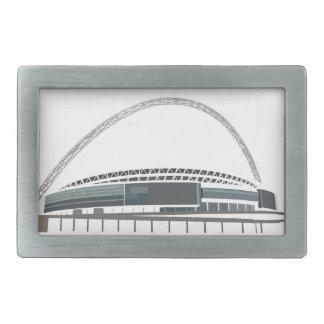 Wembley Rectangular Belt Buckle