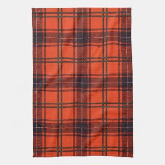 Wemyss clan Plaid Scottish tartan Tea Towel