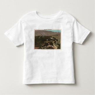 Wenatchee, WABird's Eye of Ranch in the Valley Toddler T-Shirt