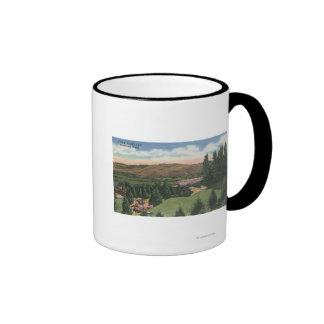 Wenatchee, WashingtonView of Ohme Gardens # 2 Coffee Mugs
