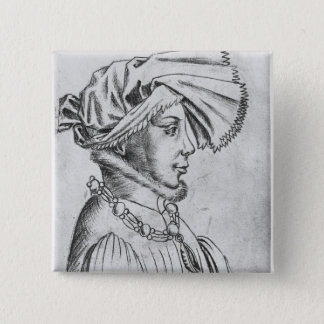 Wenceslaus I, first Duke of Luxembourg 15 Cm Square Badge