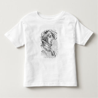 Wenceslaus I, first Duke of Luxembourg Toddler T-Shirt