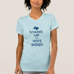Wendy Davis 2014 T Shirts