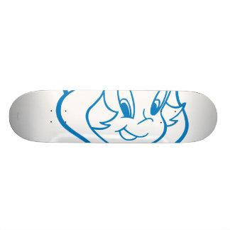 Wendy Smiling Face 21.6 Cm Skateboard Deck