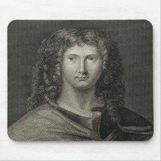 Wentworth Dillon, 4th Earl of Roscommon Mouse Pad