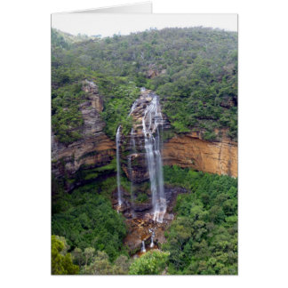 wentworth falls australia card