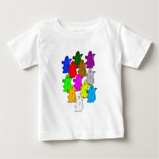 We're all different baby T-Shirt