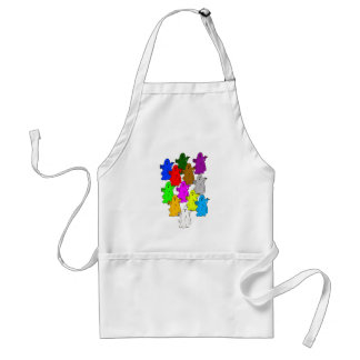We're all different standard apron