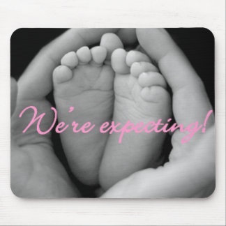Were expecting! mouse mat