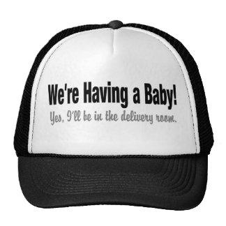 We're Having a Baby Cap