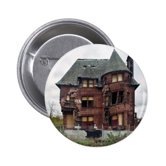 WE'RE MOVING NEW HOUSE 6 CM ROUND BADGE