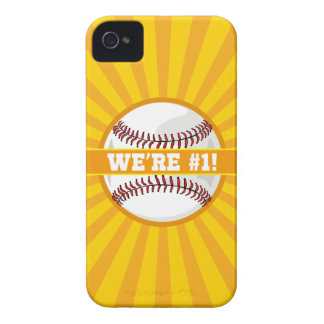 We're Number 1 iPhone 4 Cover