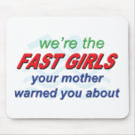 We're the fast girls