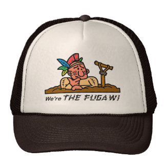 We're THE FUGAWI - Two Tone Cap