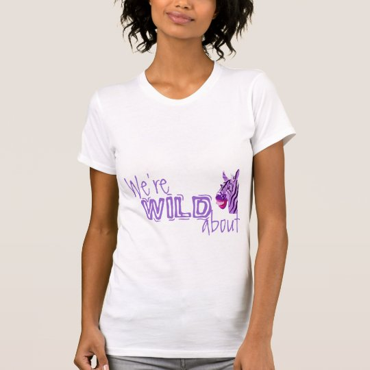 We're WILD about sharing the care! T-Shirt
