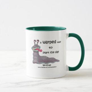 WereSlug Mug - a warped way to start the day