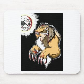 Werewolf 2 mouse pad