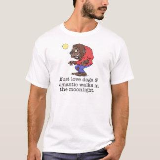Werewolf Ad T-Shirt