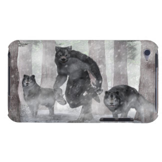 Werewolf and Wolves Barely There iPod Case