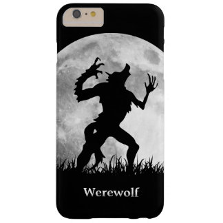 Werewolf at the Full Moon - Cool Halloween Barely There iPhone 6 Plus Case
