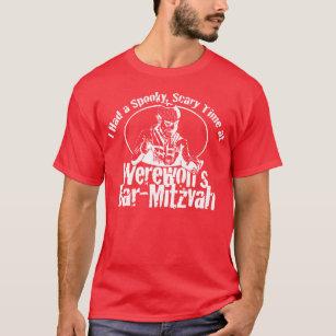 Werewolf Bar Mitzvah T-Shirt