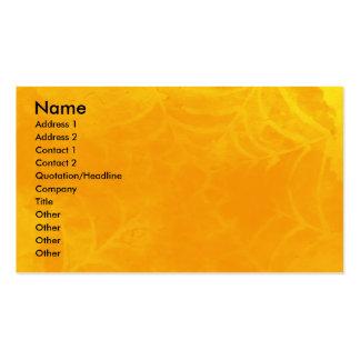 Werewolf Business Card