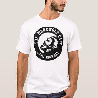 Werewolf Café (Logo Front) T-Shirt