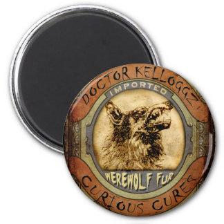 Werewolf Fur Magnet