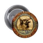 Werewolf Fur Pins