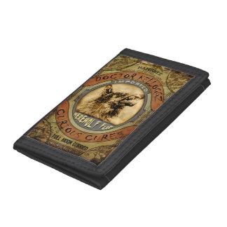 Werewolf Fur Tri-fold Wallet