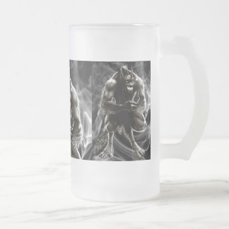 Werewolf Glass Mug
