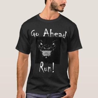 Werewolf- Go Ahead Run! T-Shirt