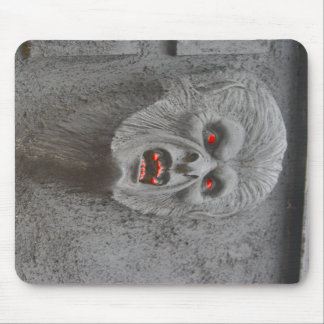 Werewolf Horror Character Mouse Pad