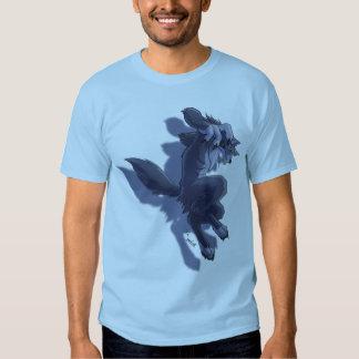Werewolf jump t shirt