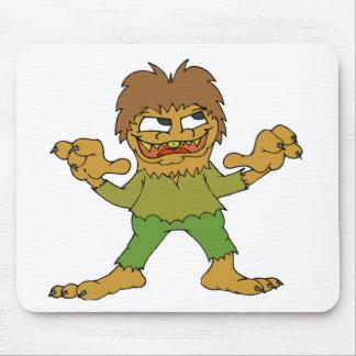 Werewolf Kid Mousepad